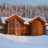 American Log Cabin Becomes The Most Popular Home At Norwegian Ski Resort