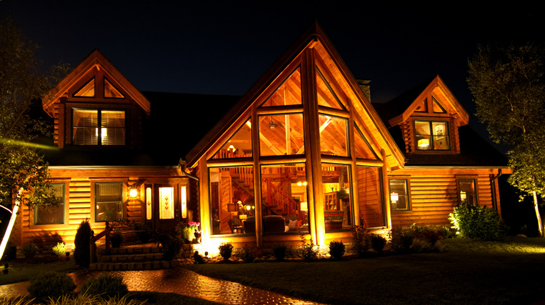 Jim Barna Log & Timber Homes
