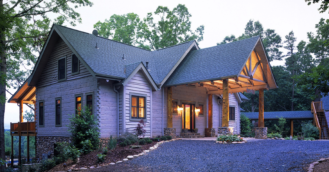 Log Cabin, Log Cabin Homes, Log Home Kits, Log House